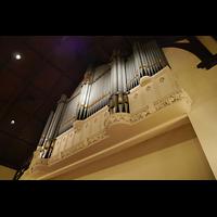 Germantown (PA), First Presbyterian Church, Prospekt der Gallery Organ
