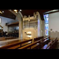 Ribeirão (Ribeirao), São Mamede, Orgel im Kirchenraum