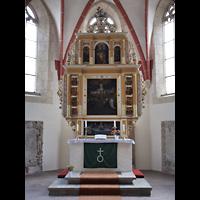 Rötha, St. Georgen, Altar