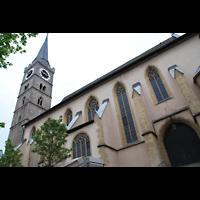 Ochsenfurt, St. Andreas, Außenansicht