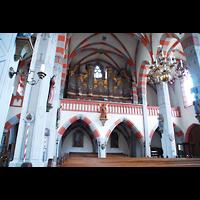 Ochsenfurt, St. Andreas, Orgelempore