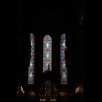 Lyon, Notre-Dame de Fourvière, Chorraum