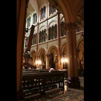 Buenos Aires, Basilica del Santísimo Sacramento, Innenraum