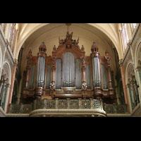 Buenos Aires, Basilica del Santísimo Sacramento, Orgel