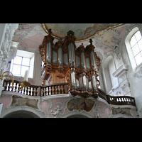 Arlesheim, ehem. Dom, Orgelempore