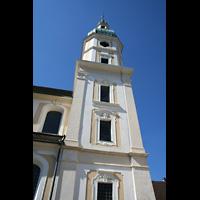 Arlesheim, ehem. Dom, Türme