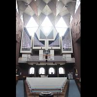 Berlin (Charlottenburg), Epiphanienkirche (Hauptorgel), Orgel