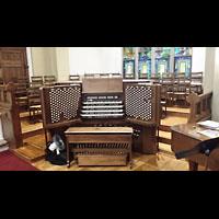 Hanover (PA), St. Matthew's Lutheran Church, Spieltisch