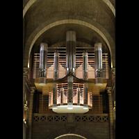 Monaco-Ville, Cathédrale de l'Immaculée-Conception, Orgelempore