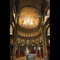 Monaco-Ville, Cathédrale de l'Immaculée-Conception, Chorraum