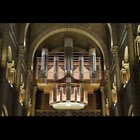 Monaco-Ville, Cathédrale de l'Immaculée-Conception, Orgel