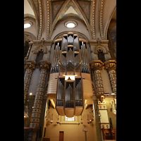Montserrat, Basílica, Orgel