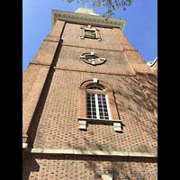 Philadelphia (PA), Christ Church, Turm