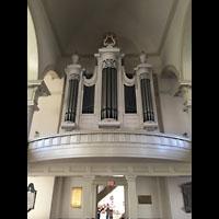 Philadelphia (PA), Christ Church, Orgel
