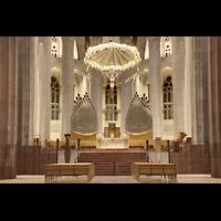 Barcelona, La Sagrada Familia (Chororgel), Chororgel (6 MPix)