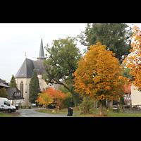 Solms-Oberbiel b. Wetzlar, ehem. Klosterkirche St. Maria und Michael Altenberg, Außenansicht