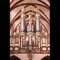 Solms-Oberbiel b. Wetzlar, ehem. Klosterkirche St. Maria und Michael Altenberg, Orgel
