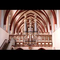Solms-Oberbiel b. Wetzlar, ehem. Klosterkirche St. Maria und Michael Altenberg, Orgelempore