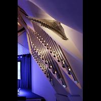 Santa Cruz (Tenerife), Auditorio de Tenerife, Rechter Orgelprospekt (4 MPix)