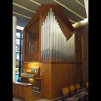 Berlin - Neukölln, Adventisten Neukölln, Orgel