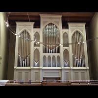 Berlin - Pankow, Alte Pfarrkirche ''Zu den Vier Evangelisten'' (Hauptorgel), Neue Orgel 2021