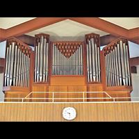 Berlin - Zehlendorf, Amerikanische Kirche, Orgel