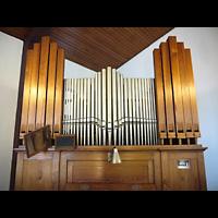 Berlin - Wedding, Augustana-Kirche (SELK), Orgel