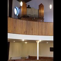 Berlin - Wedding, Augustana-Kirche (SELK), Orgelempore