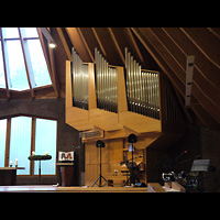 Berlin (Neukölln), Bruder-Klaus-Kirche Britz, Orgel