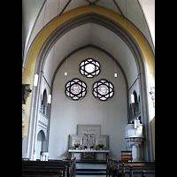 Berlin - Köpenick, Christophoruskirche Friedrichshagen, Altarraum
