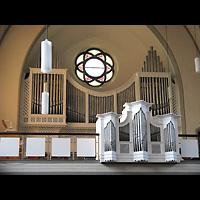 Berlin - Köpenick, Christophoruskirche Friedrichshagen, Orgel
