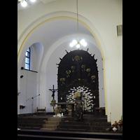 Berlin - Treptow, Christus König Adlershof, Altarraum