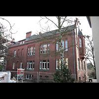 Berlin - Zehlendorf, Diakonieverein, Außenansicht