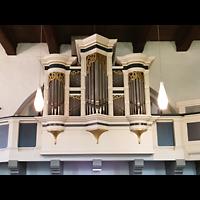 Berlin - Pankow, Dorfkirche Blankenfelde, Orgel