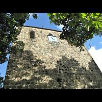Berlin - Neukölln, Dorfkirche Buckow, Turm