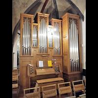 Berlin - Neukölln, Dorfkirche Buckow, Orgel