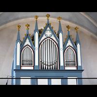 Berlin - Marzahn, Dorfkirche, Orgel