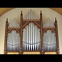Berlin - Pankow, Dorfkirche Rosenthal, Orgel