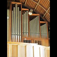Berlin - Rudow, Dorfkirche, Orgel