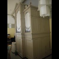 Berlin (Prenzlauer Berg), Elisabethstift, Hauskapelle, Orgel seitlich