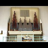 Berlin (Tiergarten), Erlöserkirche Moabit, Orgel