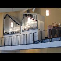 Berlin - Tempelhof, Evangelisch-Freikirchliche Gemeinde (Baptisten), Orgel