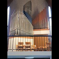 Berlin - Charlottenburg, Ev. Kirche Alt-Lietzow (Dorfkirche Lietzow), Orgel