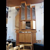 Berlin - Hellersdorf, Evangelische Kirche, Orgel
