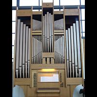 Berlin - Zehlendorf, Ev. Kirche Schönow-Buschgraben, Orgel