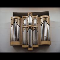 Berlin (Lichtenberg), Ev. Kirche Wartenberg, Orgel