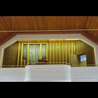 Berlin - Köpenick, Evangelisch-methodistische Friedenskirche Oberschöneweide, Orgel