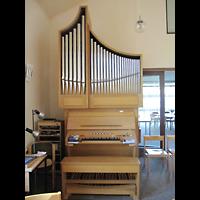 Berlin - Neukölln, Evangelisch-methodistische Salemkirche, Orgel
