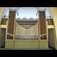 Berlin - Köpenick, Friedenskirche Niederschöneweide, Orgel