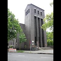 Berlin - Köpenick, Friedenskirche Niederschöneweide, Glockenturm